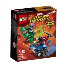 LEGO 76064 SPIDER-MAN VASTAAN VIHREÄ MEN