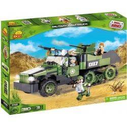 COBI ARMY HALF TRUCK