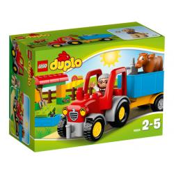 LEGO 10524 DUPLO MAATILAN TRAKTORI