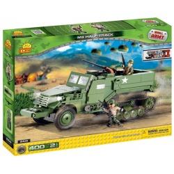 COBI US ARMY HALF TRUCK