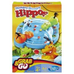 HUNGRY HUNGRY HIPPOS MATKAPELI