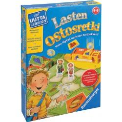 RAVENSBURGER LASTEN OSTOSRETKI-PELI
