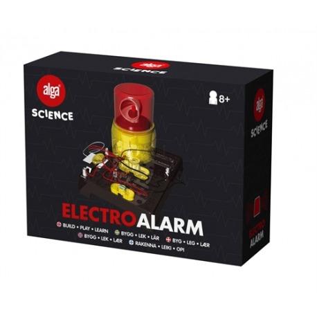 ALGA SCIENCE ELECTROALARM
