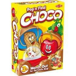CHOCO POP 'N FIND