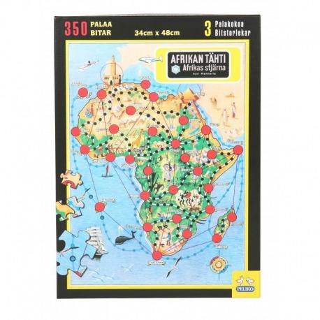 AFRIKAN TÄHTI PALAPELI 350 PALAA