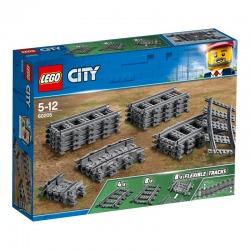 LEGO 60205 RAITEET