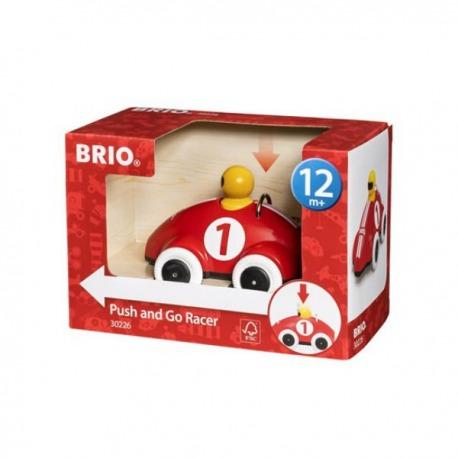 BRIO PUSH & GO KILPA-AUTO