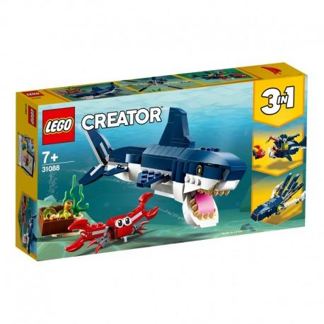 LEGO 31088 SYVÄNMEREN OLENNOT