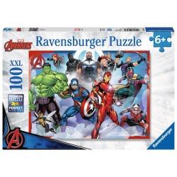 RAVENSBURGER 100P XXL AVENGERS