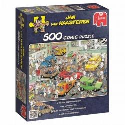 JAN VAN HAASTEREN CAR RESPRAYING 500P