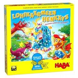 HABA LOHIKÄÄRMEEN HENKÄYS