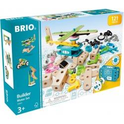 BRIO 34591 BUILDER MOOTTORISETTI