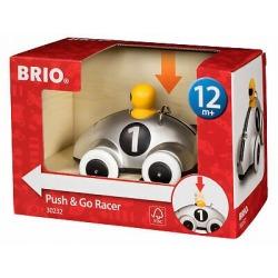 BRIO 30232 PUSH & GO KILPA-AUTO SPECIAL