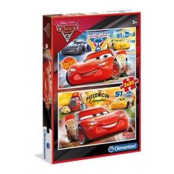 CL CARS 3 PALAPELI 2X20P
