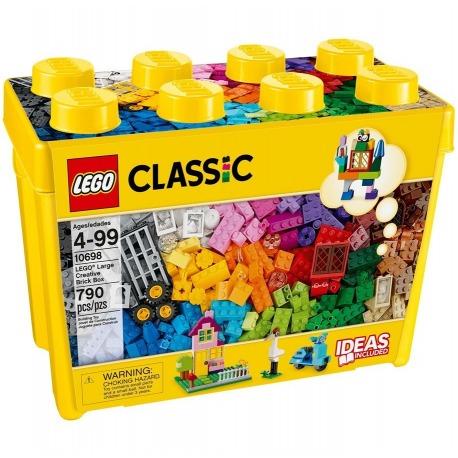 LEGO 10698 SUURI LUOVA RAKENNUSLAATIKKO