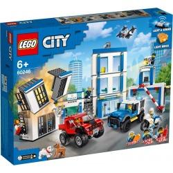 LEGO 60246 POLIISIASEMA