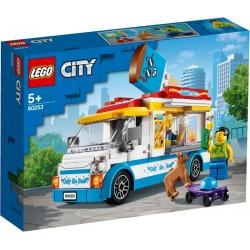 LEGO 60253 JÄÄTELÖAUTO