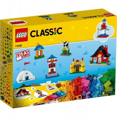 LEGO 11008 PALIKAT JA TALOT