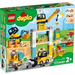 LEGO 10933 TORNINOSTURI JA RAKENNUSTYÖMA
