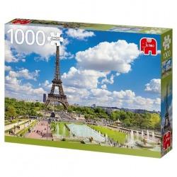 PC EIFFELTOWER IN SUMMER PARIS 1000 P