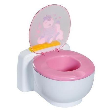 BABY BORN BATH POO-POO WC-ISTUIN