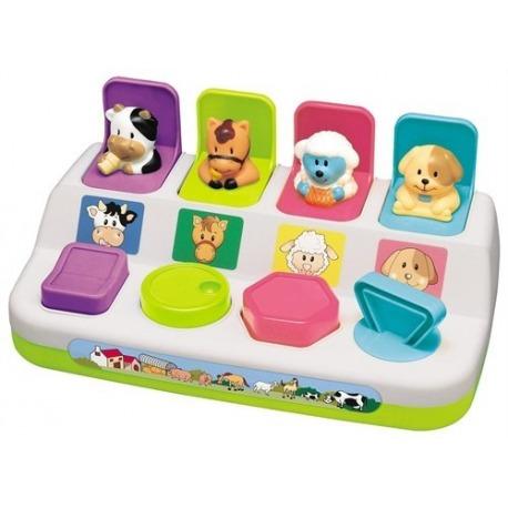 HAPPY BABY POP UP-MAATILANELÄIMET