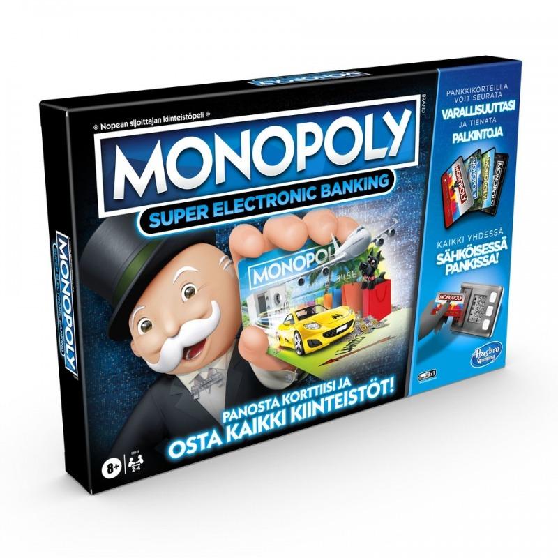 Monopoly Peli