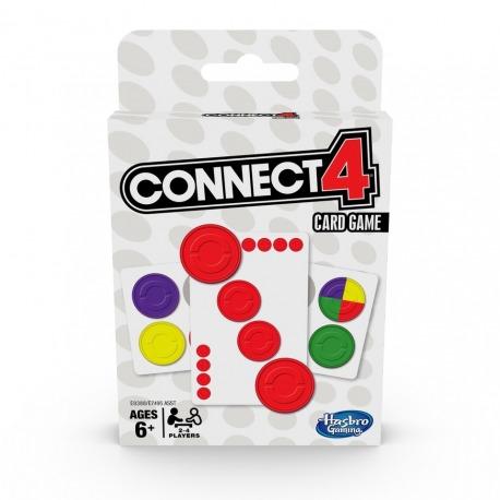 CONNECT 4 KORTTIPELI