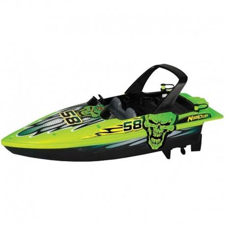 NIKKO RACE BOATS ENERGY GREEN 30 CM
