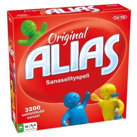 ALIAS ORIGINAL UUDISTETTU