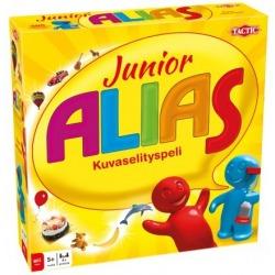 ALIAS JUNIOR UUDISTETTU