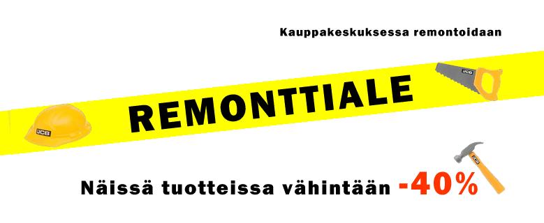 Remonttiale