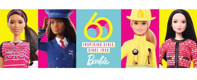 Barbie 60V